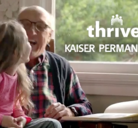Kaiser Permanente launches newest General Market & U.S. Hispanic Television, radio, and online ads for Thrive Campaign