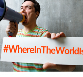 Project Enye (ñ) launches #WhereInTheWorldIsTheÑ campaign in honor of Hispanic Heritage Month