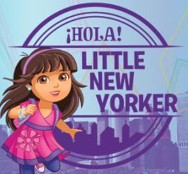 New York City launches its First-Ever Bilingual Tourism Campaign, Announces Dora the Explorer as FamilyAmbassador