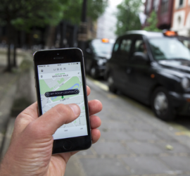 Uber Latin America selects Newlink as Agency of Record