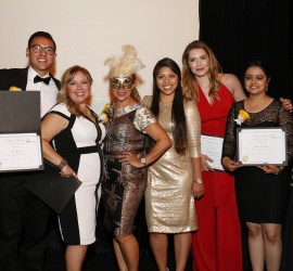 HPRA-LA Awards Scholarships to Latino PR Students