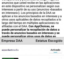 Digital Advertising Alliance launches AppChoices en Español to improve access to DAA mobile app for Spanish-speakers