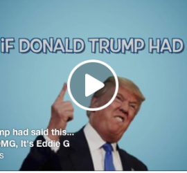 Latino Content Creator Eddie Garcia Questions Donald Trumps SNL Appearance in New Video
