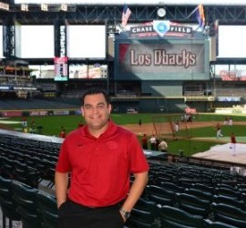 Leading the Majors: The Man behind the Diamondbacks Hispanic Sports Marketing Initiative