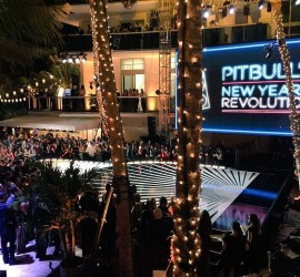 Puff Daddy and the Family and EMPIRE's Timbaland, Yazz and Jussie Smollett to Perform on PITBULL'S NEW YEAR'S REVOLUTION live on FOX