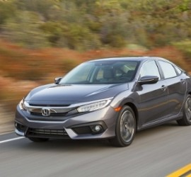 Honda Civic and Pilot recognized at Hispanic Motor Press Awards
