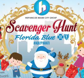 2nd annual Hispanicize Holiday Scavenger Hunt promises zany mysteries benefiting ASPIRA of Florida