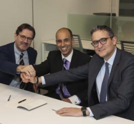 LLORENTE & CUENCA acquires 70 percent of U.S. Firm EDF Communications
