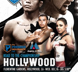 NBC UNIVERSO to debut first U.S. Hispanic MMA sports franchise in L.A.