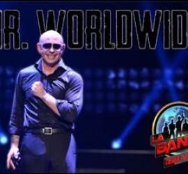 "Pitbull and Wisin to perform on the live season finale of Univision's ""La Banda"""