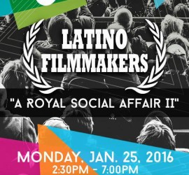 The Latino Filmmakers Mixer: A Royal Social Affair II highlights Hispanicize as hub for Hispanic content creators