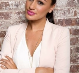 Dariany Santana joins NAMAD and IHS Automotive to kick off inaugural Diversity Volume Leadership Awards