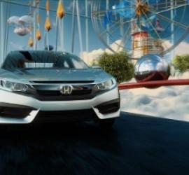 "New Honda ""Dreamer"" ad campaign celebrates innovative redesign of all-new 2016 Civic"