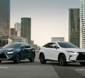 Lexus unveils Hispanic marketing campaign for redesigned RX luxury crossover