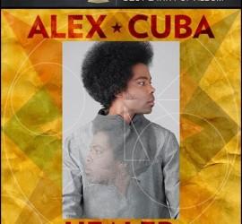 """Alex Cuba's """"Healer"""" receives GRAMMY nomination for """"Best Latin Pop Album"""""""
