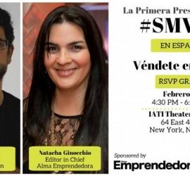 Alma Emprendedora Magazine announces the first Spanish presentation for NYC's SMW 2016