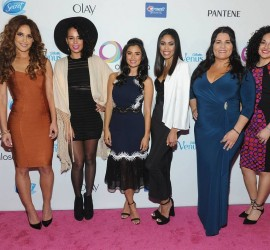 Actress Diane Guerrero and P&G's Orgullosa Host 'Living Fabulosa' event to rally and inspire Latinas to seize their full potential