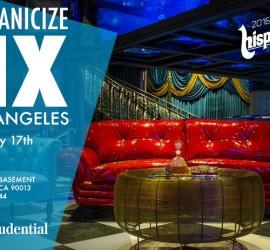 Hispanicize tour heads to the West Coast for HX LA on February 17th