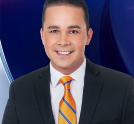 Meteorologist Carlos Robles joins Telemundo Houston / KTMD and the newly launched La Autoridad en el Tiempo (Weather Authority) team