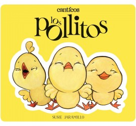 """Canticos launches """"Little Chickies / Los Pollitos"""", the first in its collection of beloved Latino nursery rhymes and songs"""