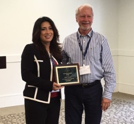 Florida State University & Dr. Sindy Chapa Awarded Top Paper Award at the  2016 Association of Marketing Theory and Practice Conference