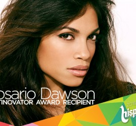 Rosario Dawson named Hispanicize 2016 recipient of Latinovator Award