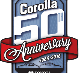 Toyota marks the Corolla's 50th anniversary at Hispanicize 2016 with 'Recorriendo Historias' celebrating Hispanics' affinity with the world's best-selling car