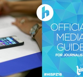 Official Media Guide for journalists covering Hispanicize 2016 (April 1st Daily Media Digest Edition)