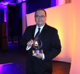 Toyota receives Hispanic Federation's Corporate Leadership Award in New York City