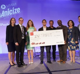 Wells Fargo and Hispanicize 2016 announce winner of first annual 'The Latino Perfect Pitch' small business competition