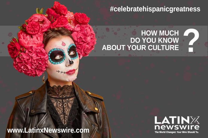 Celebrate Hispanic Greatness