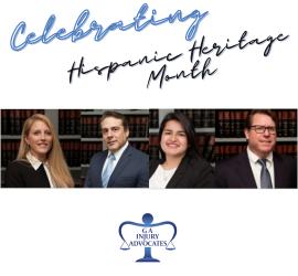 Georgia Injury Advocates Joins the Hispanic Heritage Month Celebrations