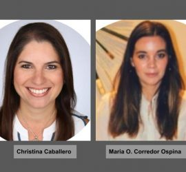 RockOrange hires Christina Caballero as Public Relations Vice President and Maria Corredor Ospina as Strategy & Business Development Vice President